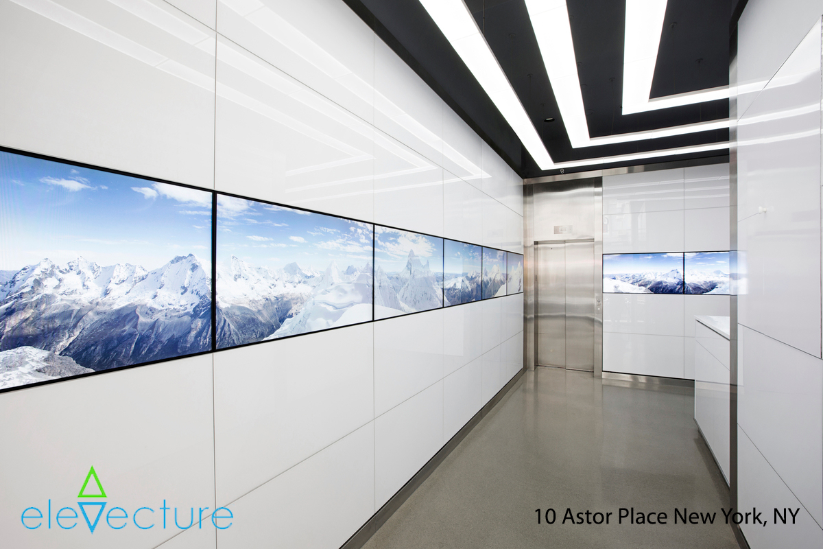 Elevecture Video Walls